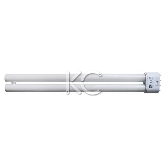 Лампа люминесцентная КЛЛ-PL-24Вт-4000К-2G11-КС