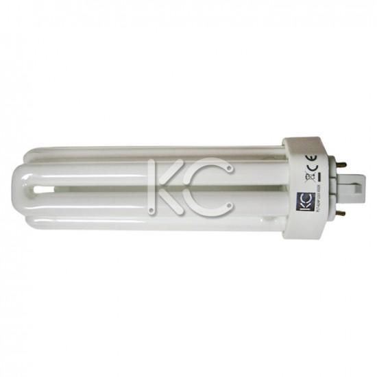 Лампа люминесцентная КЛЛ-РТ-42Вт-4000К-GX24Q-4-КС