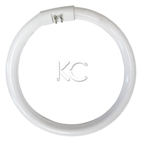 Лампа люминесцентная кольцевая T9/840-32W-G10Q-КС