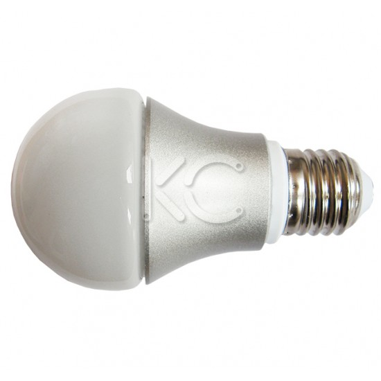 Лампа светодиодная А55-8W-2700K-E27-КС