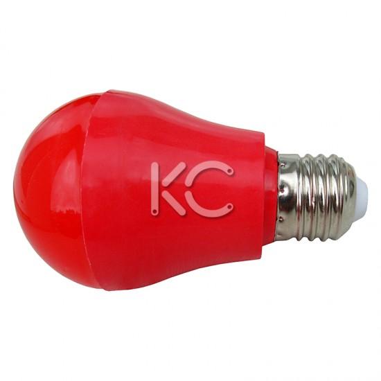 Лампа светодиодная A60-7W/R-E27-КС