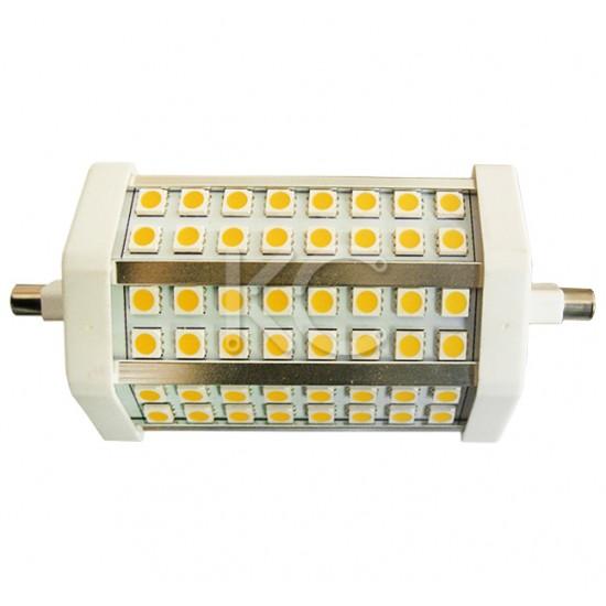 Лампа светодиодная CET067-J118-13Вт-30LED-4000К-1500Lm-R7S-КС