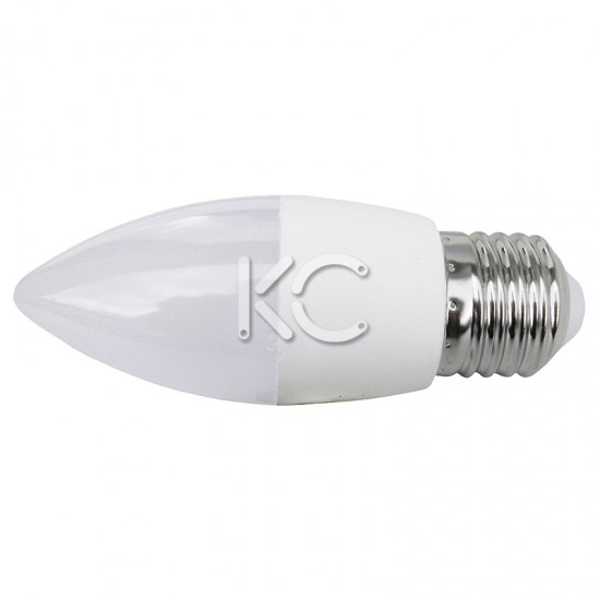 Лампа светодиодная G37-7W-3000K-E27-KC