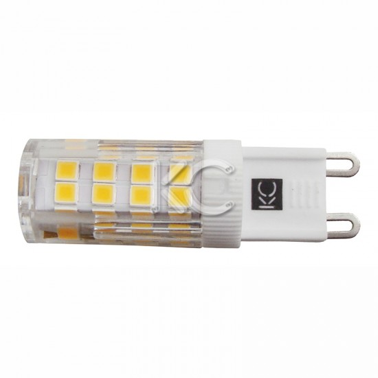 Лампа светодиодная G9-4W-3000K-G9-KC
