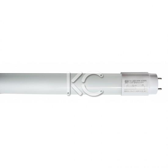 Лампа светодиодная T8-9W-G13поворот-6500K-KC (600мм)