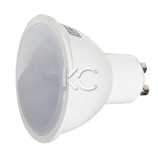 Лампа светодиодная TV-7W-4000K-GU10-KC