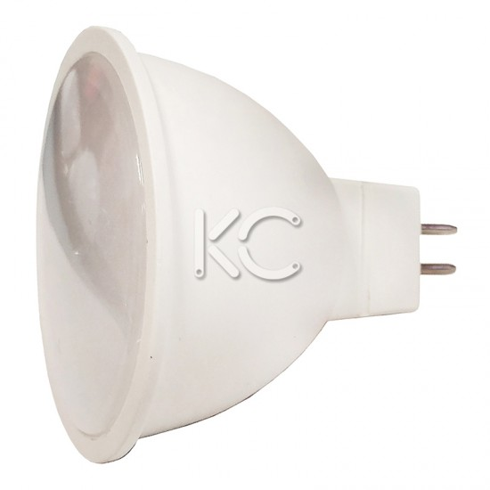 Лампа светодиодная TV-MR16-5W-3000K-425Lm-GU5.3-KC