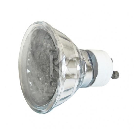 Лампа светодиодная TV0304LG-25 LED21 GU10 230В бел КС