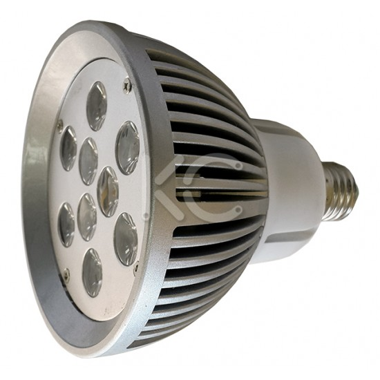 Лампа светодиодная TV0338L-36 9x1Вт E27 230В бел КС