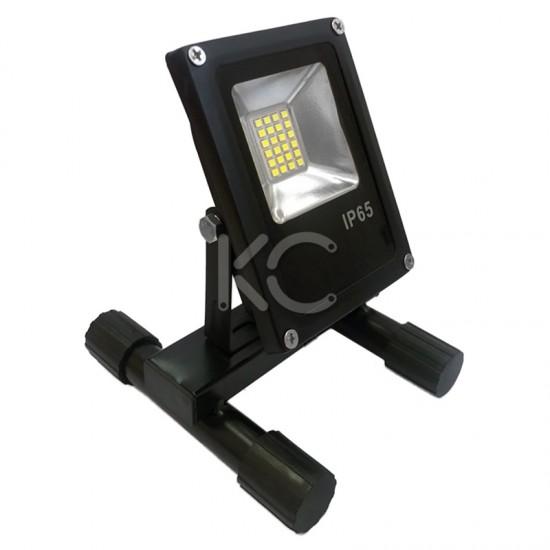 Прожектор LED 20W 6000К 1900Лм переносной (GLANZEN)