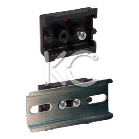 Самоклеящийся держатель приборов FIX-DIN 35-KC
