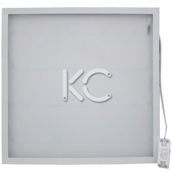 Светильник светодиодный СВА-LED-143-36W-595х595х25(PRIZMA)-4000К-3600Lm-КС