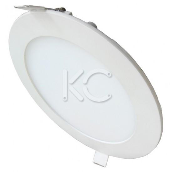 Светильник светодиодный ультратонкий ДАУНЛАЙТ CBO-LED-127-18W-3000K-1600Lm-KC