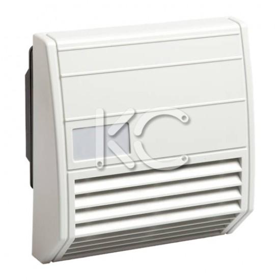 Вентилятор осевой с фильтром (176х176) FF 018-230В-15Вт-68-IP54-KC